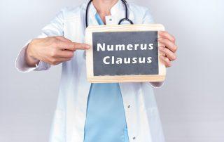 Studienplatzklagen bei Numerus Clausus