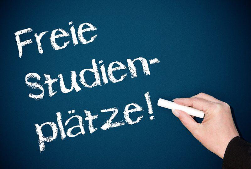 Studienplatz sichern